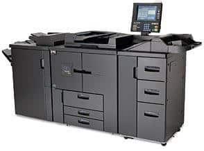 IBM InfoPrint 2105ES Repairs